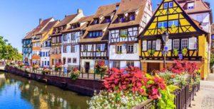Saut en parachute Alsace, Colmar