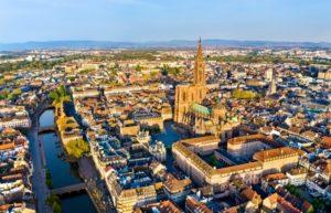 Saut en parachute Strasbourg