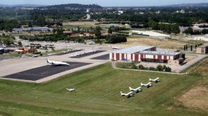 Aérodrome d'Avignon