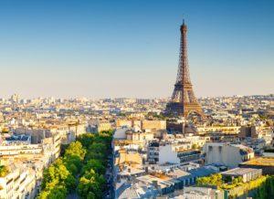 Saut en parachute Paris