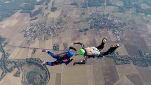Saut en parachute Paris Bourgogne