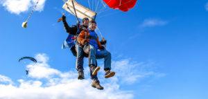 Prix saut en parachute Nevers
