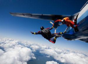 Saut en parachute Lille
